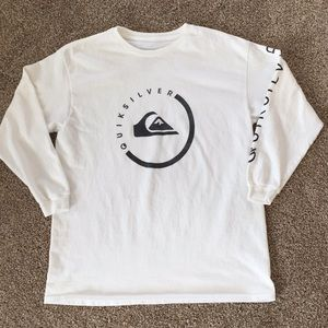 Boys Quiksilver Shirt